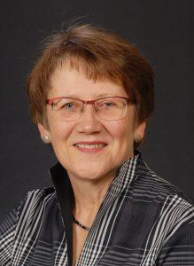 Pfarrerin Erika Schlatter-Ernst