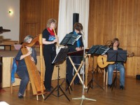 Instrumentalkreis der Stephanuskirche