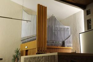 Die Weigle-Orgel eignet sich besser denn je zuvor als Konzertorgel