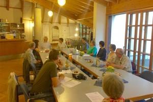 Gemeinsame Sitzung der KGR von Salvator und Stephanus am 21.06.2016. Foto: hmg