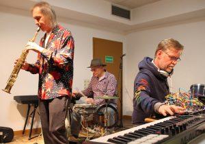 Jazz bei Stephanus, 14. Oktober 2016