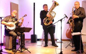 Das Classic Jazz Trio aus Pforzheim