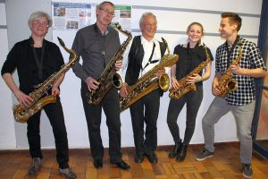 Solitude Saxophon Ensemble